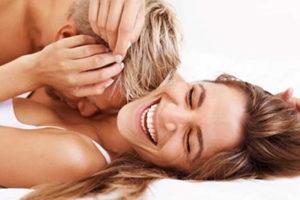 couple dans l'intimité
